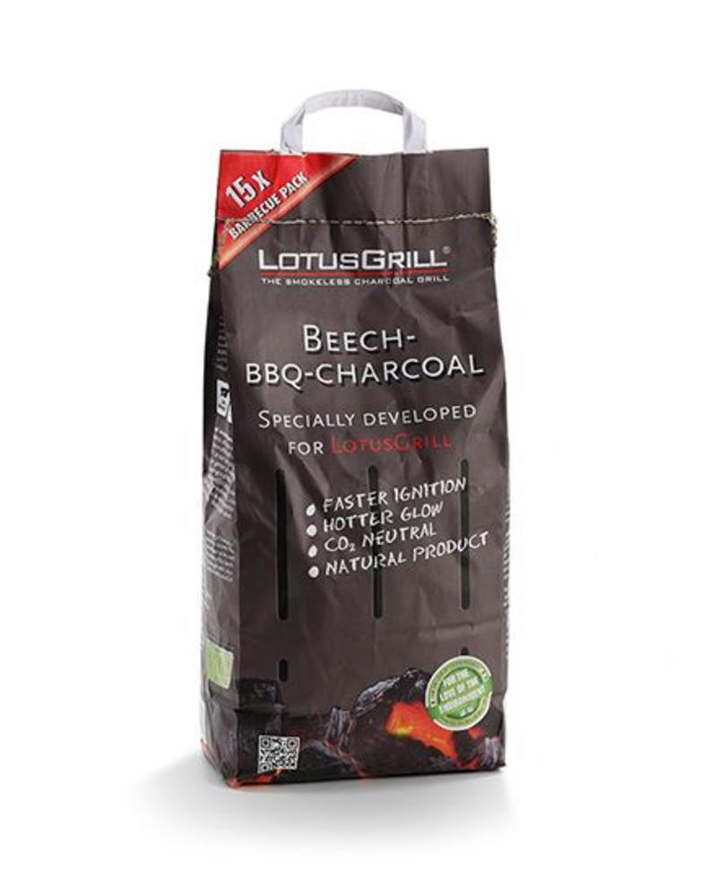 Lotus Grill Beechwood Natural Charcoal 5.5 Bag