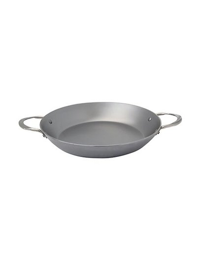De Buyer Mineral B Element Paella Pan - 12.5 in