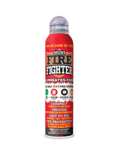 Mini Fire Fighter IA