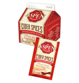 Aspen Mulling Company Mulling Spices and Drink Mixes