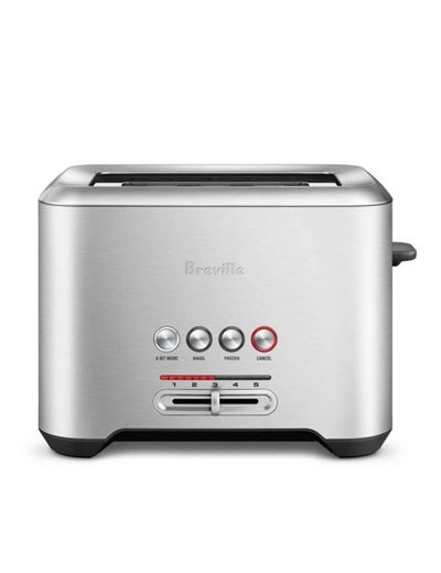 Breville Bit More 2-Slice Toaster Stainless Steel
