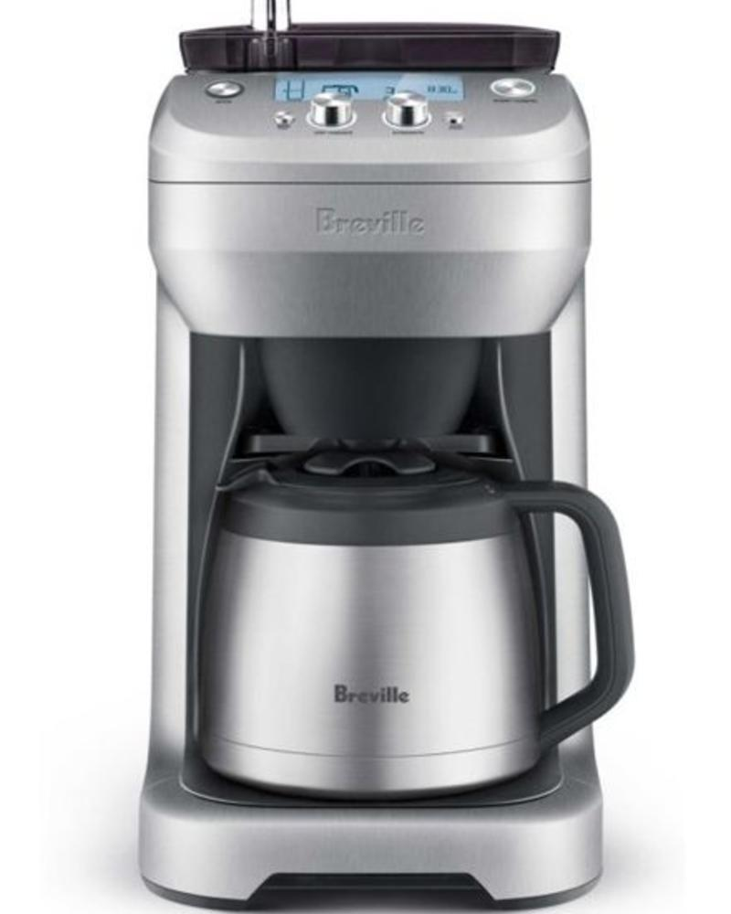 The Grind Control Grind And Brew Perfect Coffee With Breville