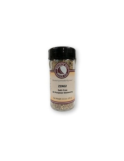 Wayzata Bay Spice Company Zing! All Purpose Seasoning
