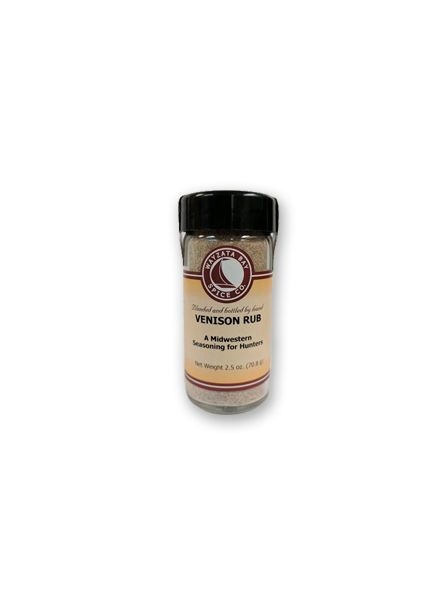 Wayzata Bay Spice Company Venison Rub