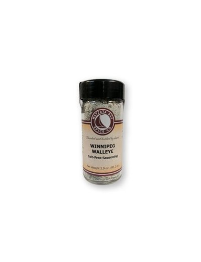 Wayzata Bay Spice Company Winnipeg Walleye Seasoning