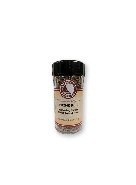 Wayzata Bay Spice Company Prime Rub Seasoning
