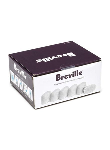 Breville Replacement Charcoal Filters