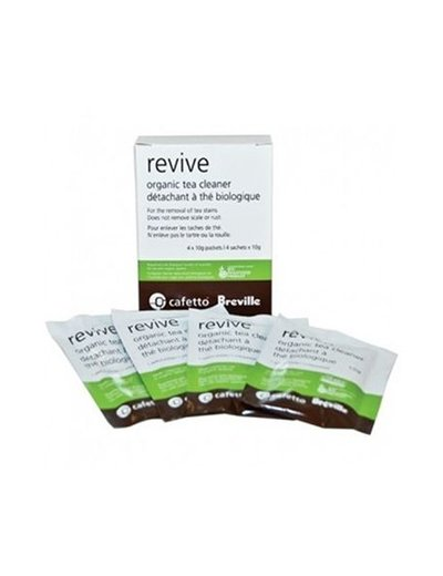 Breville Revive Organic Tea Cleaner IA