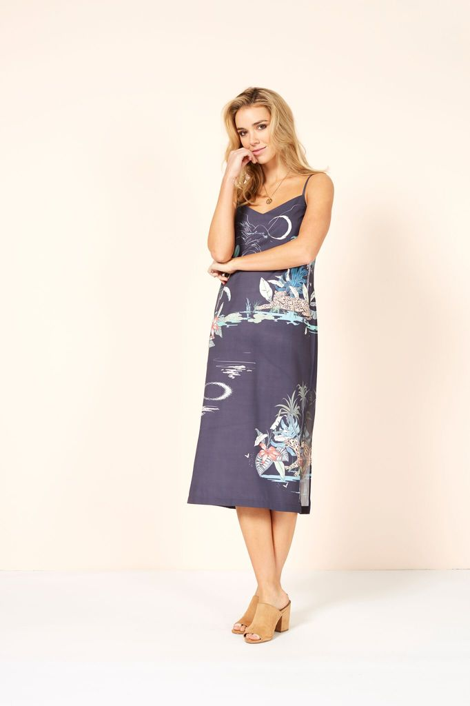Mink Pink Madagascar dress