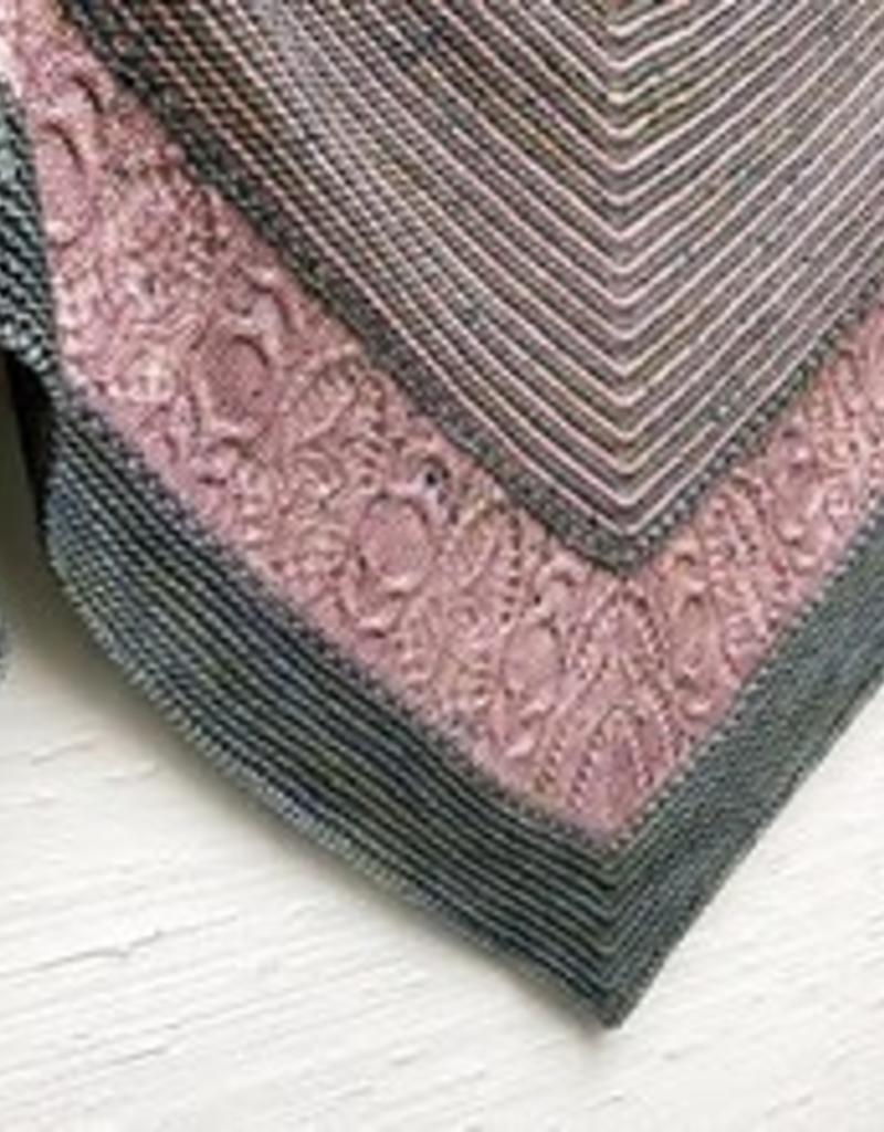 Knit Along: Echo Wood