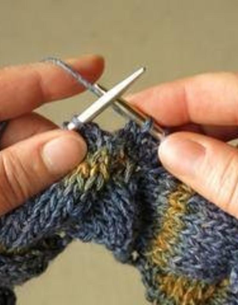 Knitting With Dottie
