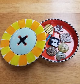 Paint Your Own: Button Box & Buttons
