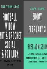 Football Widow Social
