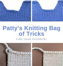 Patty Lyons:  Patty's Knitting Bag of Tricks