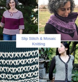 Patty Lyons:  Slip Stitch & Mosaic Knitting