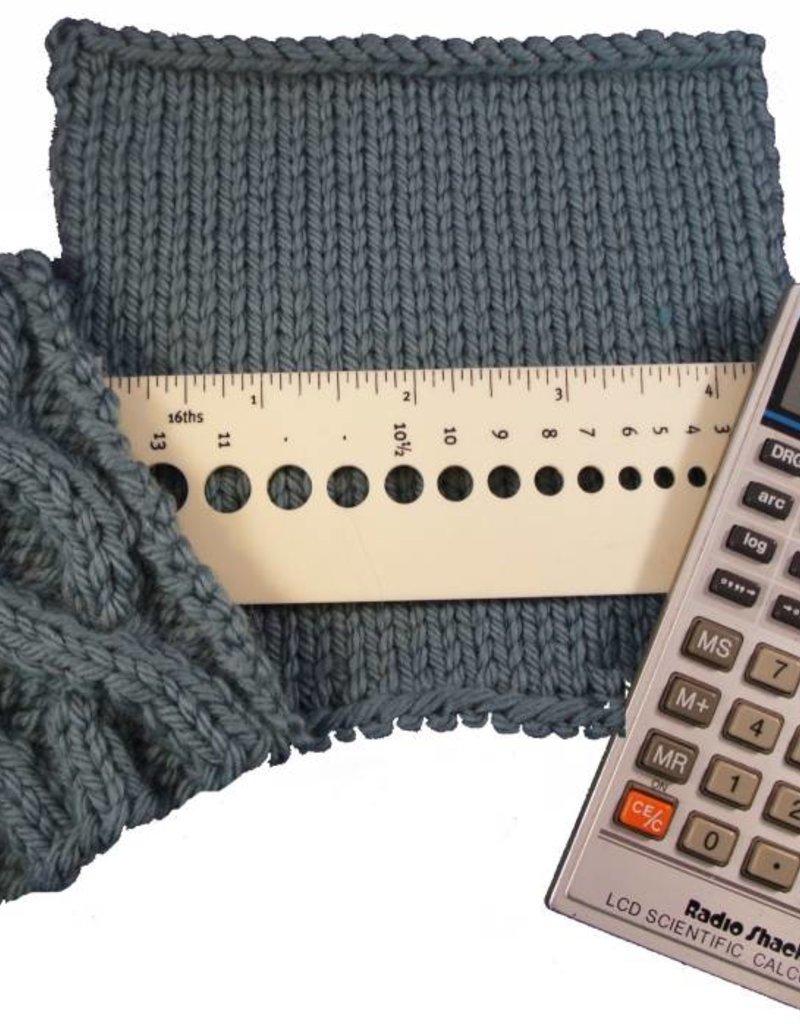 Patty Lyons:  Measure Up! Gauge Basics