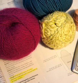 Patty Lyons:  Secrets of Yarn Substitution