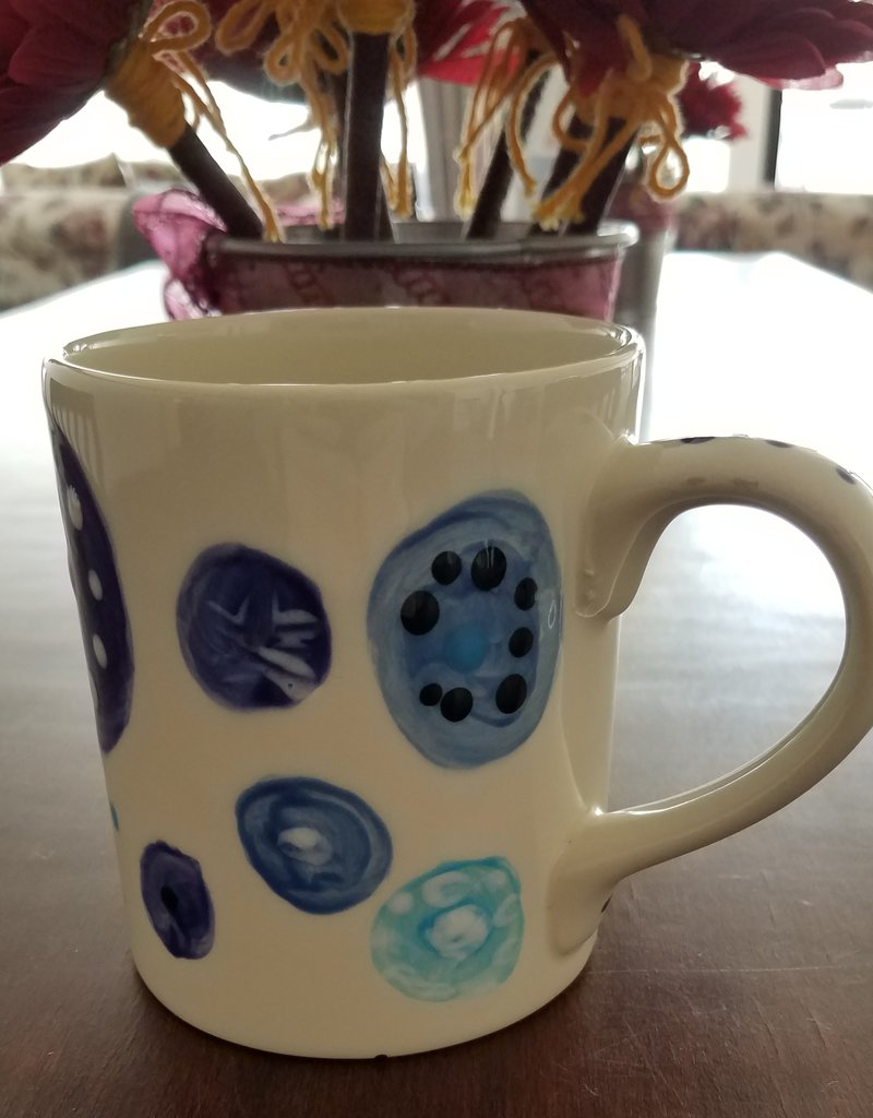 Paint Your Own: Mug