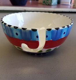 Paint Your Own Yarn Bowl: Small