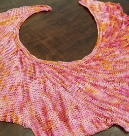 Tunisian Crochet: Wingspan Shawl