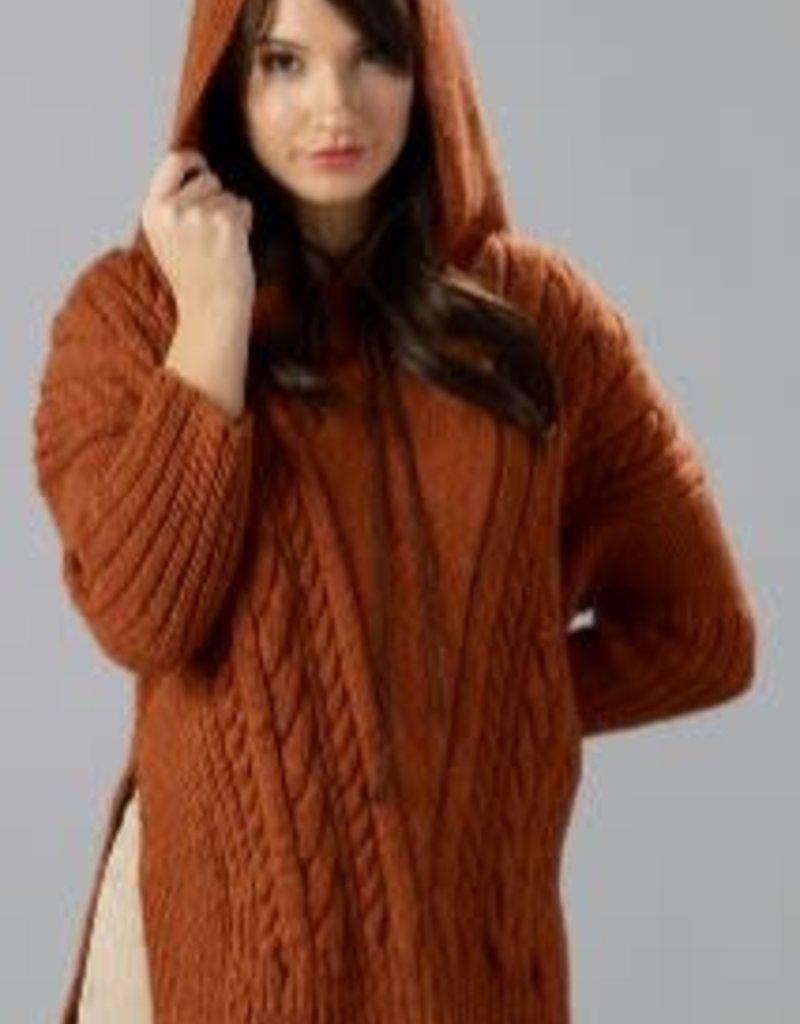 Nina Hooded Pullover (Class)