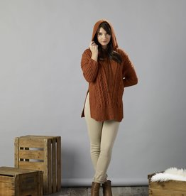 Nina Hooded Pullover (Class)
