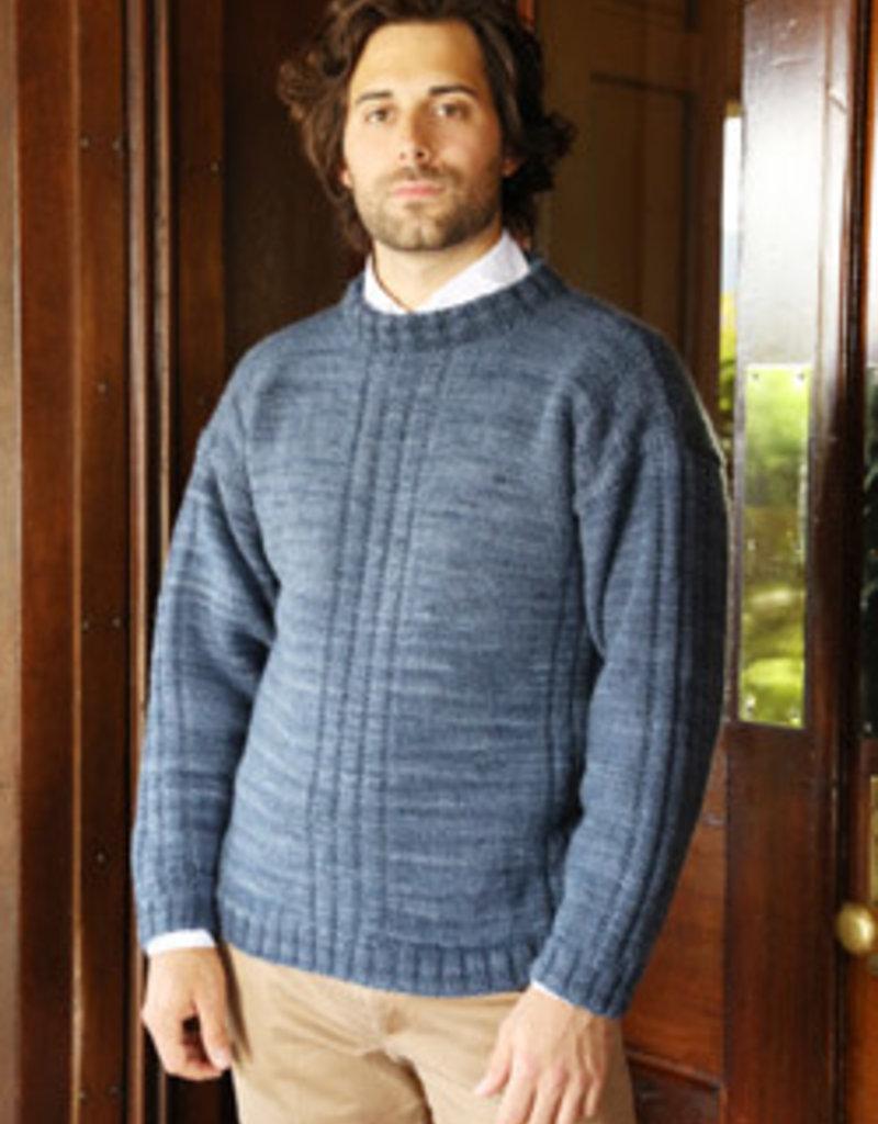 Men's or Unisex Pullover Sweater