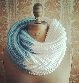 The Yarn Stop Nor'easter: An Infinity Cowl
