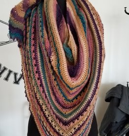 The Yarn Stop Warming Embrace Shawl