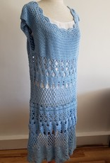 Lacey Days Crochet Top