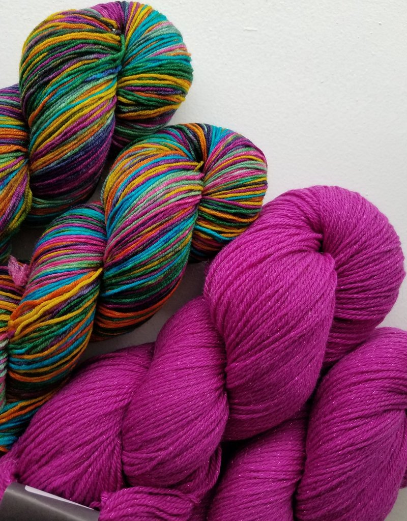 The Yarn Stop Point Me To An LYS (Kit)