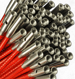 ChiaoGoo ChiaoGoo Twist Red Cables