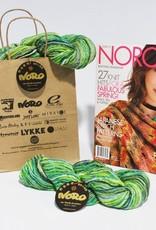 Noro Nishiki Semicircle Shawl
