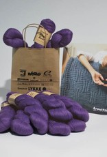 Araucania Basket Weave Throw - Araucania