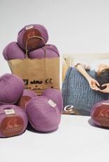 Ella Rae Basket Weave Throw - Ella Rae