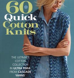 Cascade Yarns 60 Quick Knit Book Series