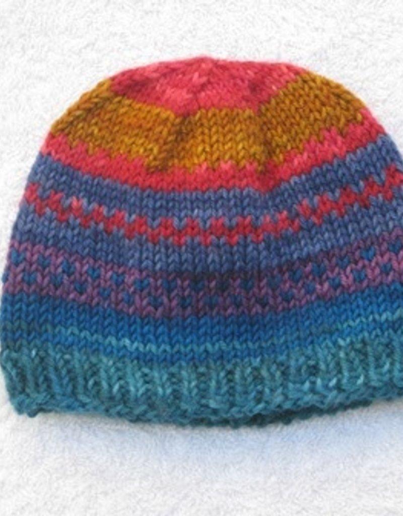 The Yarns of Rhichard Devrieze Joy Hat Kit