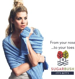 Sugar Bush Yarns Itty-Bitty Pattern Book