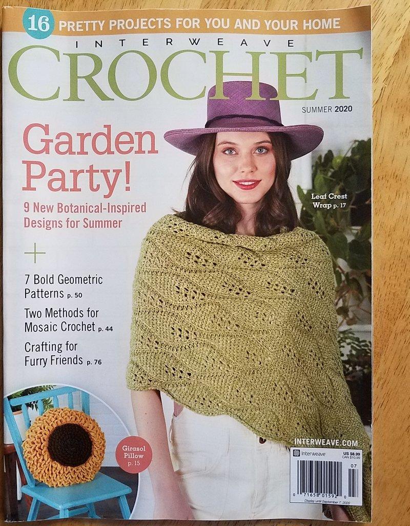 Interweave Interweave Crochet