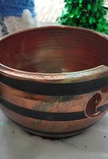 Pawley Studios Yarn Bowl - Raku