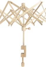 "Lacis Umbrella Swift Wood - 14"" Small"