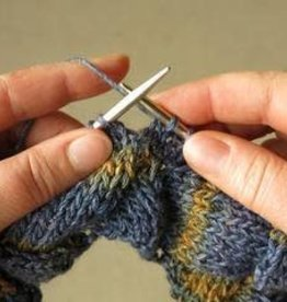 The Yarn Stop Knitting 102 (Sam)