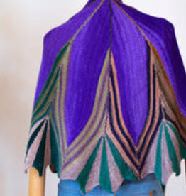 Urth Yarns Petals Shawl - Kit