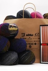 Noro Cabled Coat using Kureopatora