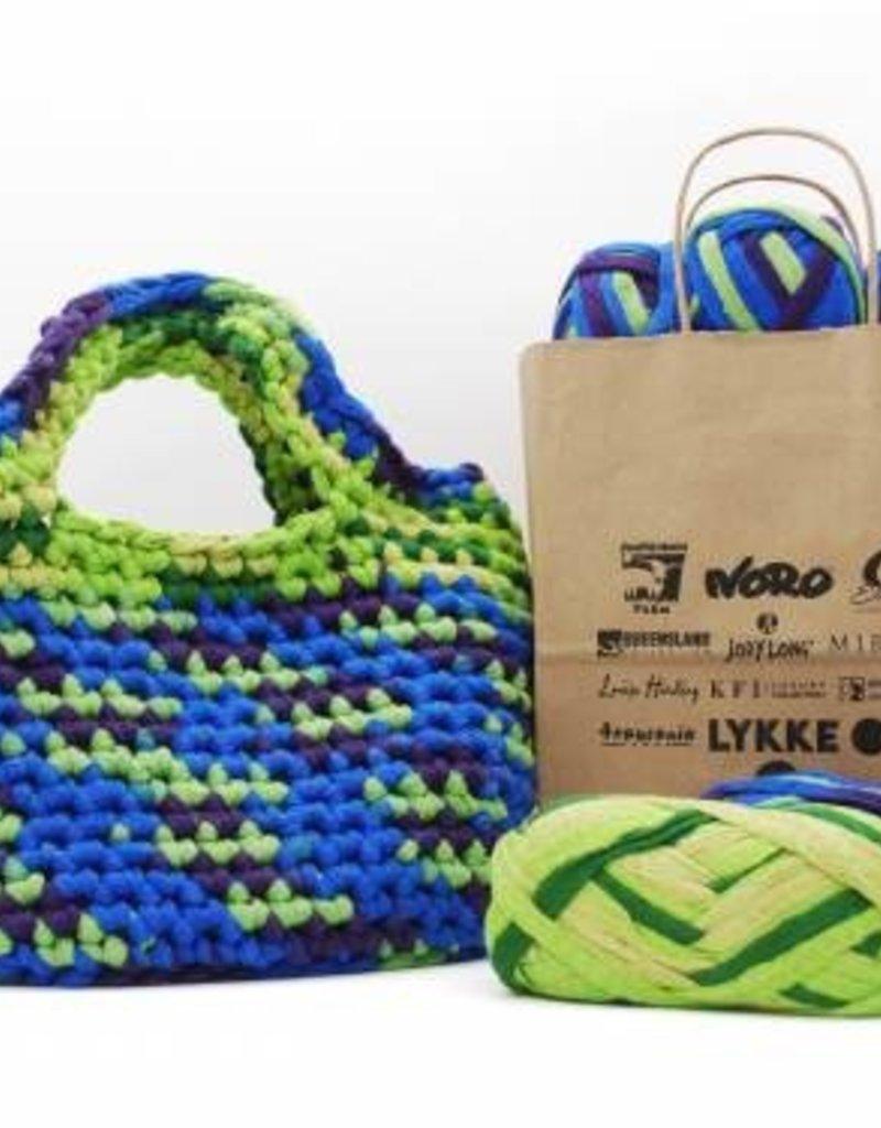 Knitting Fever Inc. Sadie Tote Bag Kit