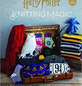 Simon & Schuster Harry Potter Knitting Magic