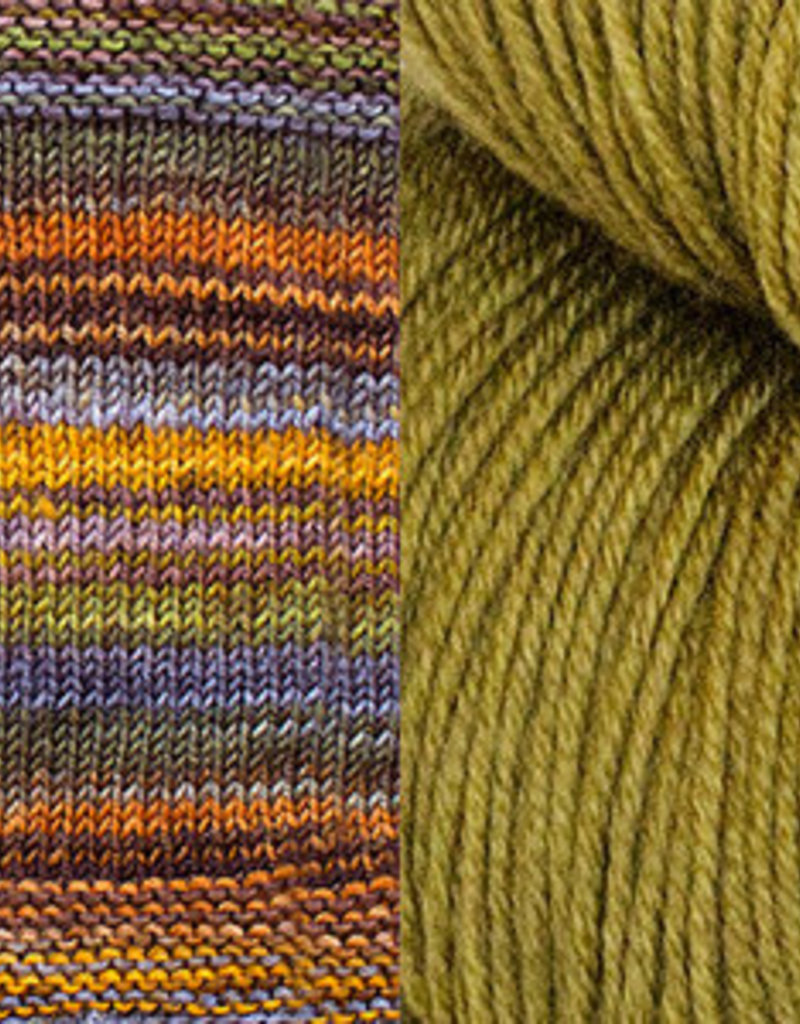Urth Yarns Butterfly Cowl Kit