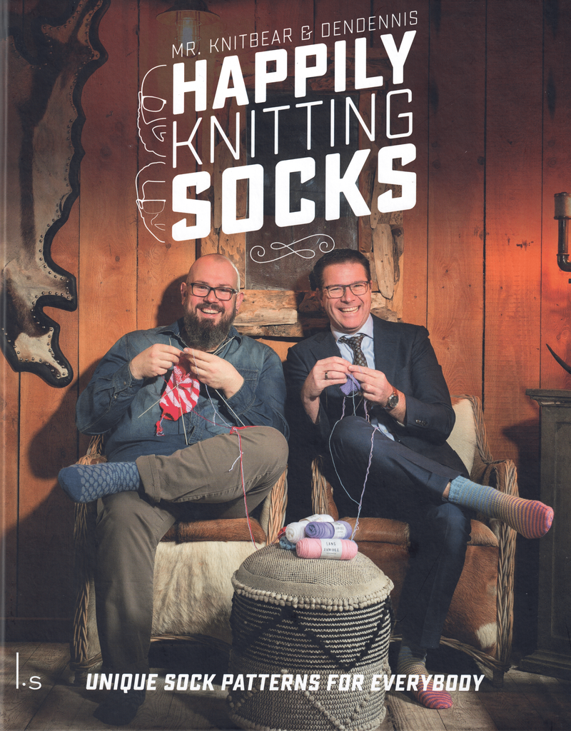 Jawoll Happily Knitting Socks