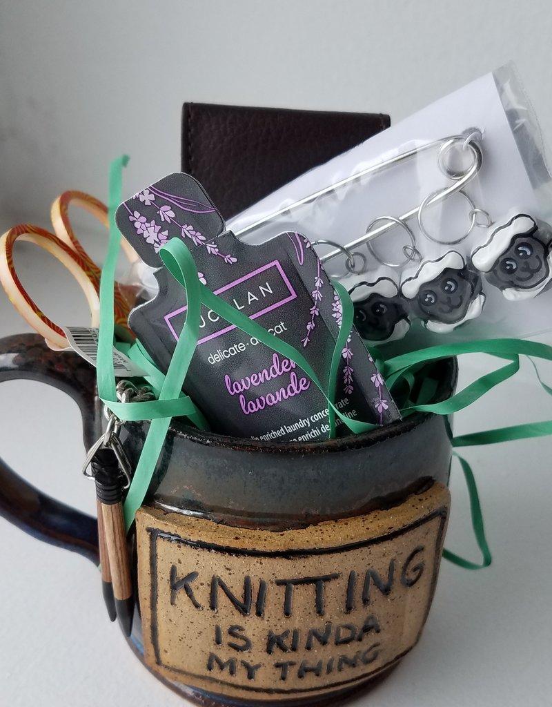 The Yarn Stop Celebration Mug (Knit)