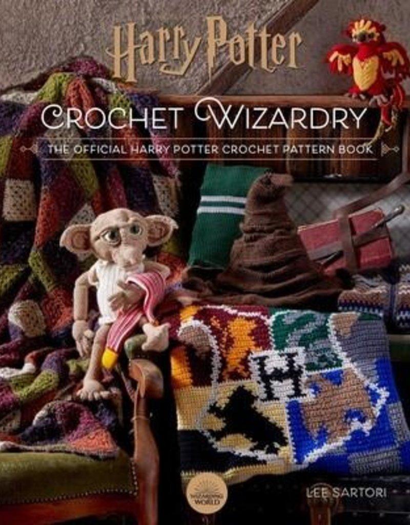 Simon & Schuster Harry Potter: Crochet Wizardry